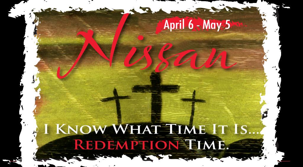 The Hebrew Month of Nissan 5779 | Destiny Ministries - KS